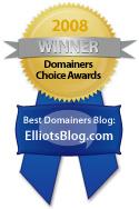 Domainers Choice Award
