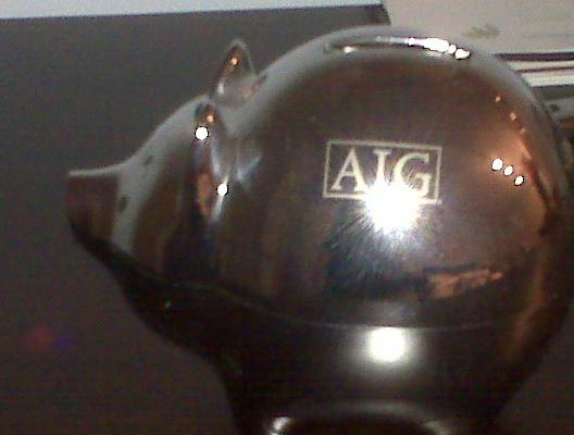 AIG Piggybank