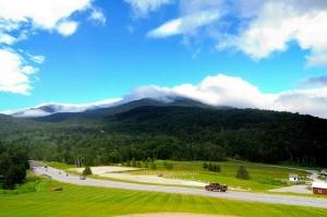 Mount Washington in New Hampshire