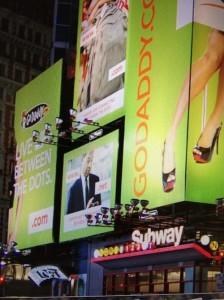 Godaddy Billboard