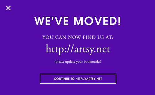 Artsy.net