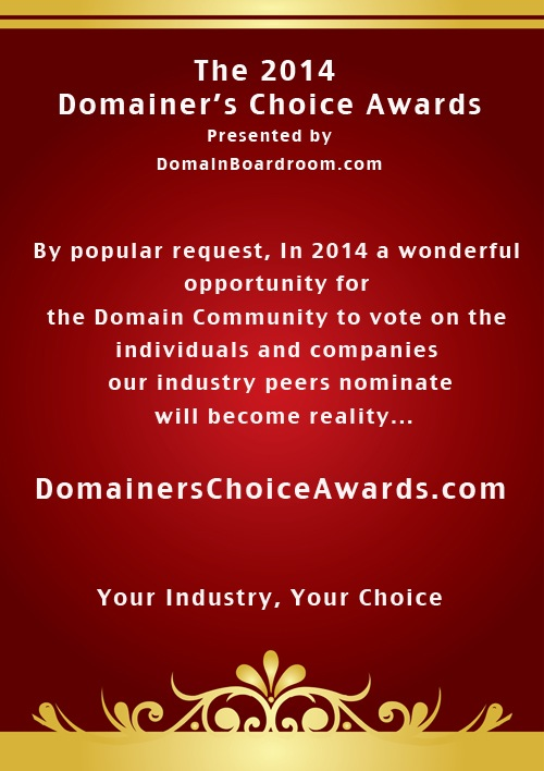 Domainers Choice