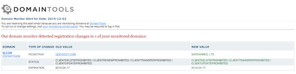 IQ.com Domain Name
