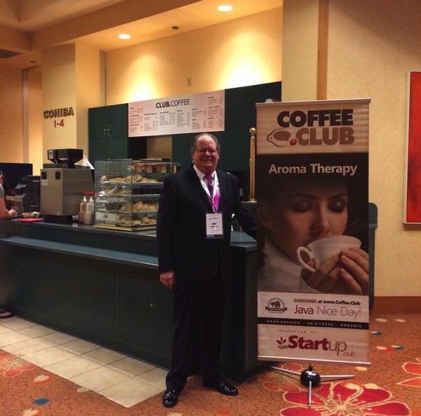 Bill McClure of Coffee.Club