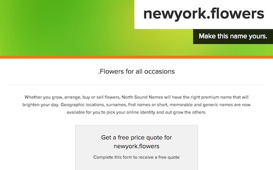newyork.flowers