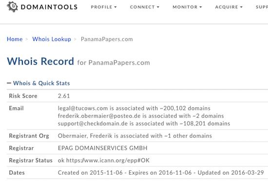 PanamaPapers.com
