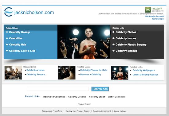 jacknicholson-com