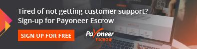 Payoneer Escrow