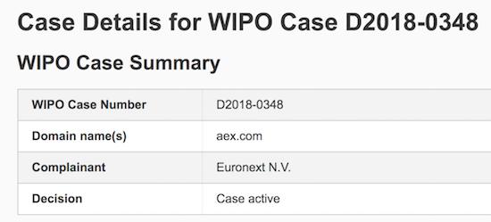 Ipo udrp recognizes domain investing